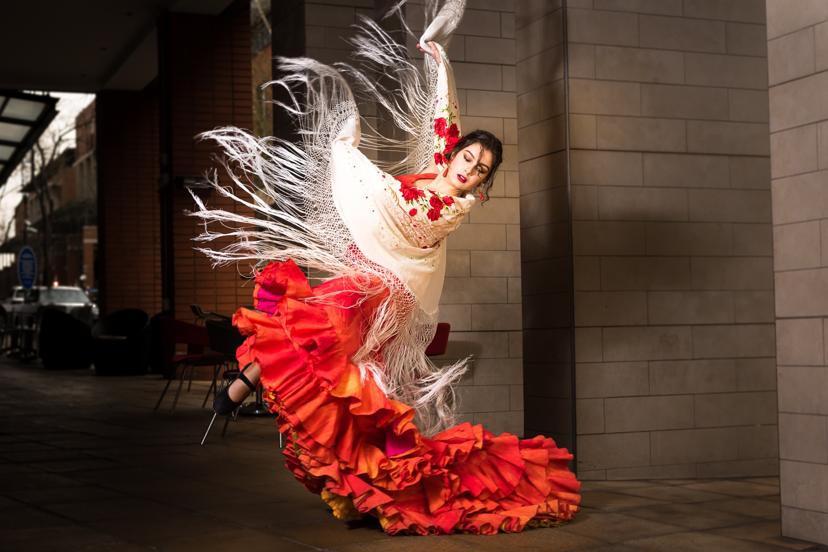 Fine Art Flamenco Sandton Dance Photographer